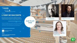 Accès privilégié à l'un des concerts de l'OSM numérique dirigé par Rafael Payare précédé d'une discussion pré-concert