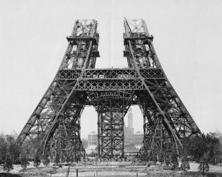 La tour Eiffel : rêve fou des architectes du XIXe siècle