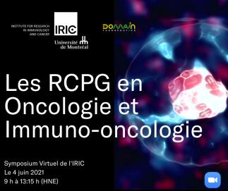 Symposium virtuel : Les RCPG en Oncologie et Immuno-oncologie