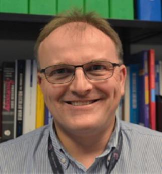 Conférence de chimie avec le professeur Douglas Philps, de University of St Andrews
