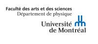 Université de Montréal - Département de physique