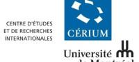 Université de Montréal - Centre d'études et de recherches internationales (CÉRIUM)