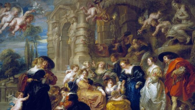 Histoire De L Art Le Baroque Europeen Calendrier De L Universite De Montreal